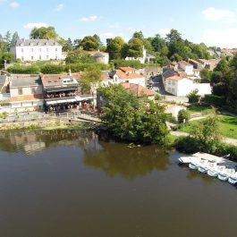 Ruban vert location de bateaux sans permis et cano kayak for Horaires piscine vertou