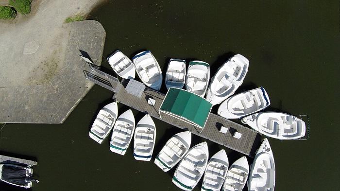 bateaux électriques team building