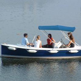 séminaire nantes location bateau électrique