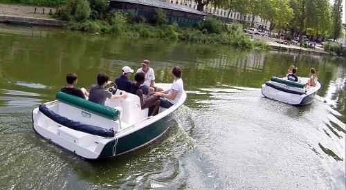 location bateau amis