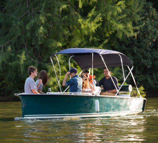 ruban-vert-boat-the-sensas