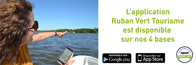Application Ruban Vert Tourisme